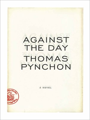 cover image of Against the Day