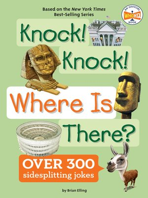 cover image of Knock! Knock! Where Is There?