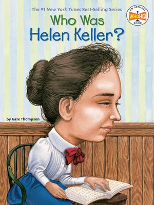 cover image of Who Was Helen Keller?