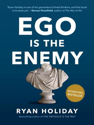 cover image of Ego Is the Enemy