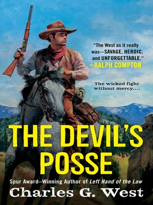 cover image of The Devil's Posse