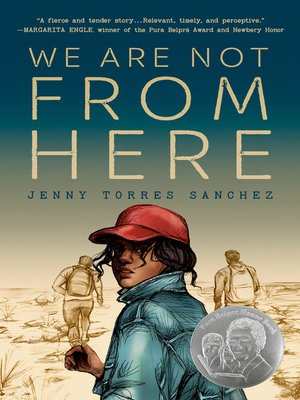 cover image of We Are Not from Here