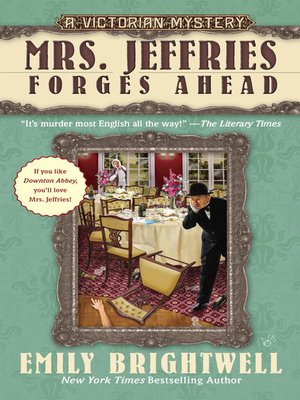 cover image of Mrs. Jeffries Forges Ahead