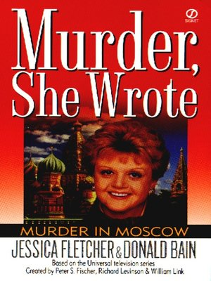 cover image of Murder in Moscow