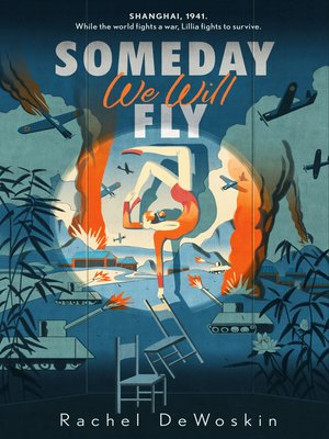 cover image of Someday We Will Fly