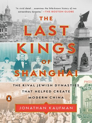 cover image of The Last Kings of Shanghai