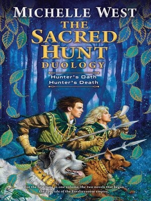 cover image of The Sacred Hunt Duology