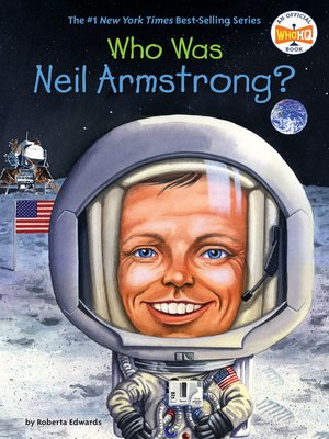 cover image of Who Was Neil Armstrong?