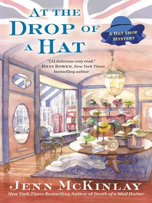 cover image of At the Drop of a Hat