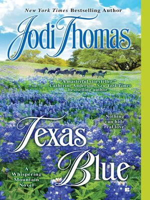 cover image of Texas Blue