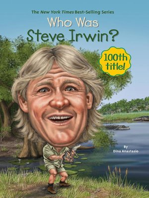 cover image of Who Was Steve Irwin?