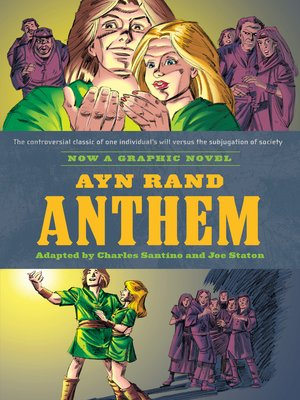 cover image of Ayn Rand's Anthem