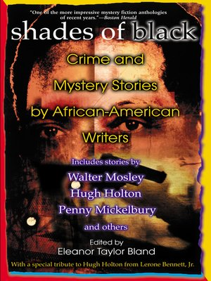 cover image of Shades Of Black