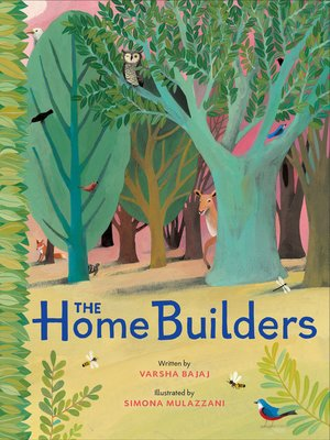 cover image of The Home Builders