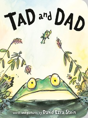 cover image of Tad and Dad