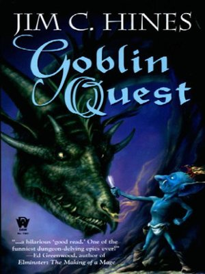 cover image of Goblin Quest