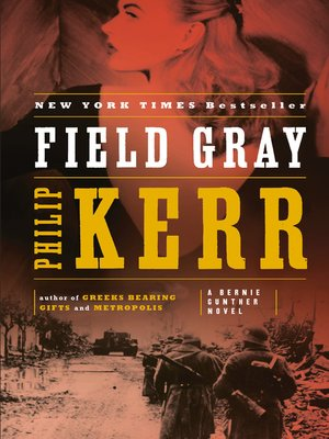 cover image of Field Gray