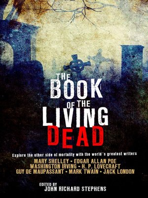 cover image of The Book of the Living Dead