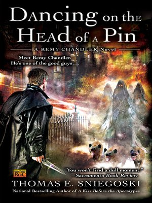 cover image of Dancing on the Head of a Pin