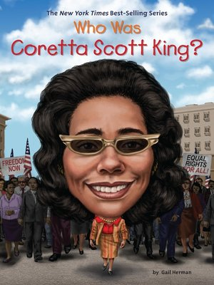 cover image of Who Was Coretta Scott King?