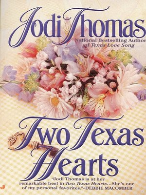 cover image of Two Texas Hearts