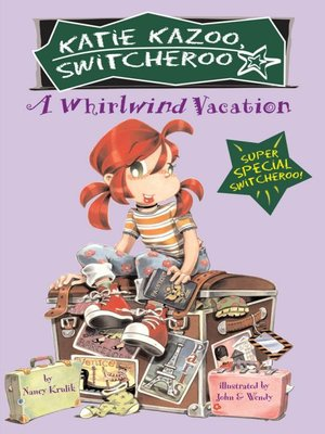 cover image of A Whirlwind Vacation