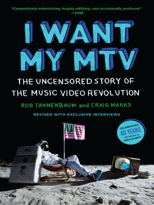 cover image of I Want My MTV