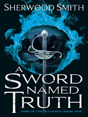 cover image of A Sword Named Truth