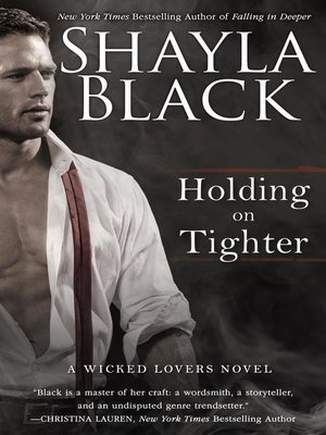 cover image of Holding on Tighter