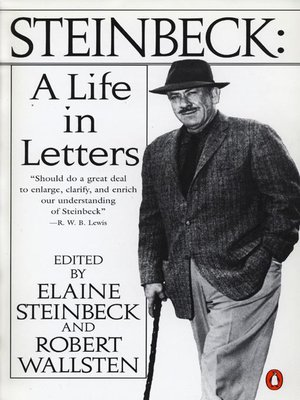 cover image of Steinbeck