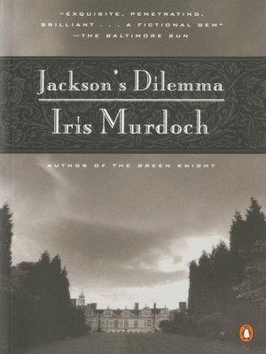 cover image of Jackson's Dilemma