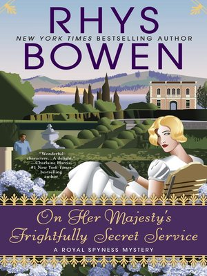 cover image of On Her Majesty's Frightfully Secret Service