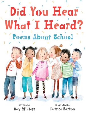 cover image of Did You Hear What I Heard?