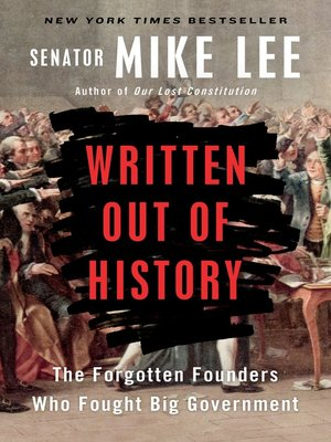cover image of Written Out of History