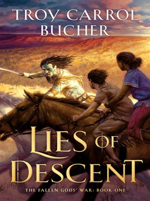 cover image of Lies of Descent