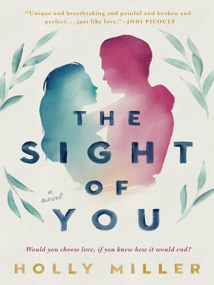 cover image of The Sight of You
