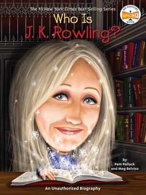 cover image of Who Is J.K. Rowling?