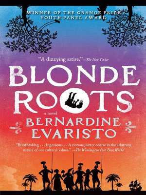 cover image of Blonde Roots