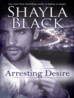 cover image of Arresting Desire