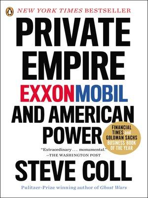 cover image of Private Empire