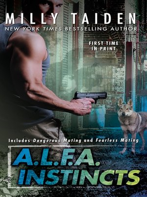 cover image of A.L.F.A. Instincts