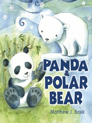 cover image of Panda and Polar Bear