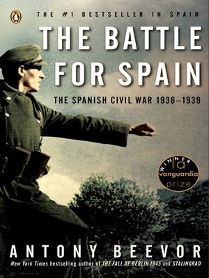 cover image of The Battle for Spain