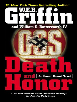 cover image of Death and Honor