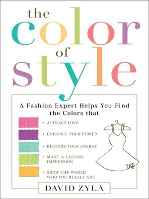 cover image of The Color of Style