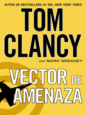 cover image of Vector de amenaza