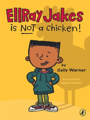 cover image of EllRay Jakes Is Not a Chicken