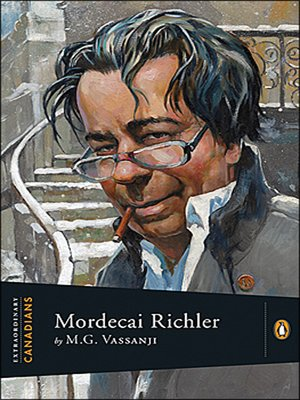cover image of Mordecai Richler