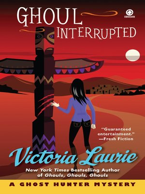 cover image of Ghoul Interrupted