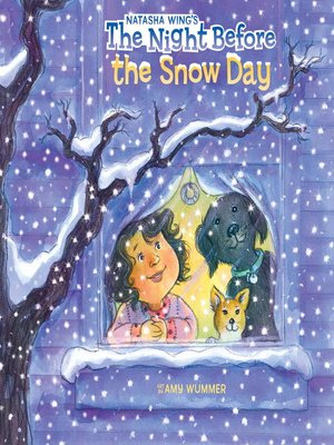 cover image of The Night Before the Snow Day